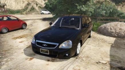 Photo of Gta 5 – Ultra Realistic Handling For Lada Priora Wagon (Vaz 2171) 1.6 Final