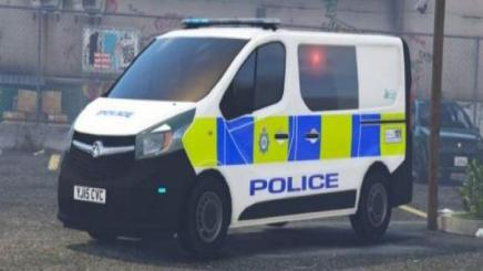 Photo of Gta 5 – West Yorkshire Police – Irv Livery For The Vauxhall Vivaro 1.0