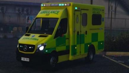 Photo of Gta 5 – Yorkshire Ambulance Service 1.0