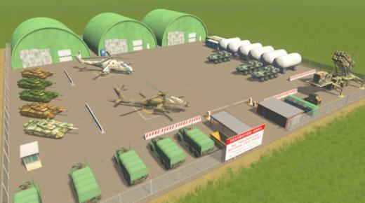 Photo of Cities: Skylines – Military Base