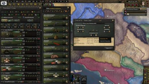 Photo of Hearts of Iron IV – Old World Blues Conversion & Variants Submod