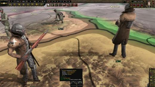 Photo of Hearts of Iron IV – OWB – Desert Rangers Visuals and Leaders