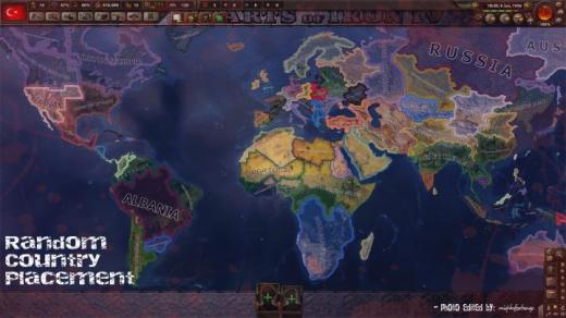 Photo of Hearts of Iron IV – Random Country Placement Rebirth