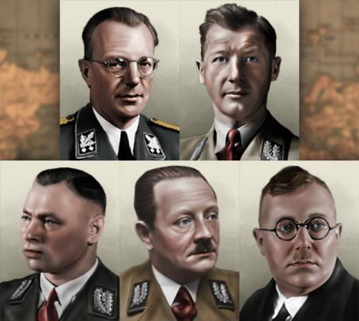 Photo of Hearts of Iron IV – Reichskommissariat Leaders