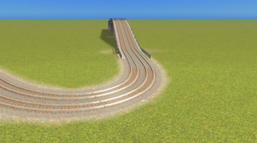 Photo of Cities: Skylines – Rural Train Track Double