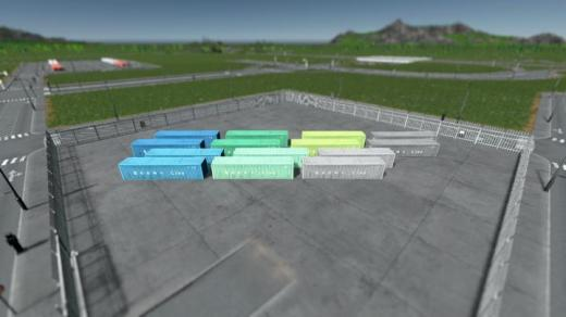 Photo of Cities: Skylines – Seenu Color Changing Container 40ft.