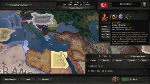 Photo of Hearts of Iron IV – The Great War Rebuffed