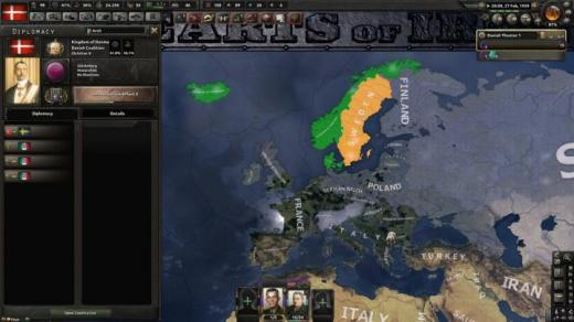 "Photo of Hearts of Iron IV – The ""Salty Anarchist Mod"" for 1.6.1"