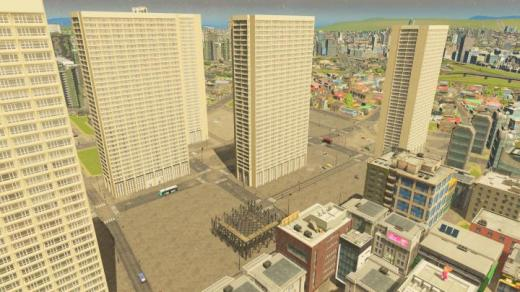 Photo of Cities: Skylines – Tour Helsinki (Paris, France) RICO