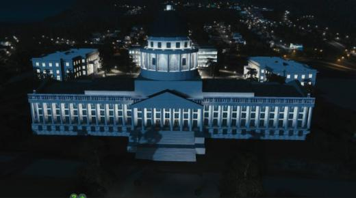 Photo of Cities: Skylines – Utah State Capitol Building