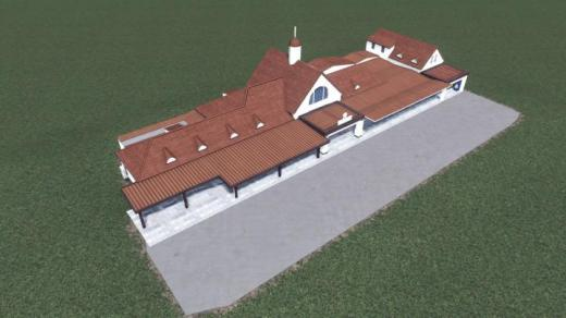 Photo of Cities: Skylines – [A3] Oldstation Building Module(No Fence Version)