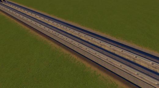 Photo of Cities: Skylines – APM Stop Track