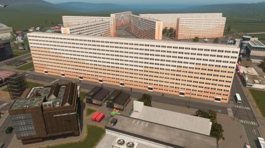 Photo of Cities: Skylines – Barre Gaillard A (Maisons-Alfort, France) RICO