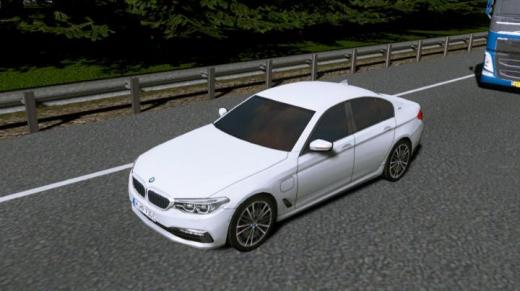 Photo of Cities: Skylines – BMW 5-Series Saloon (G30) iPerformance 530e (EV Ingame)