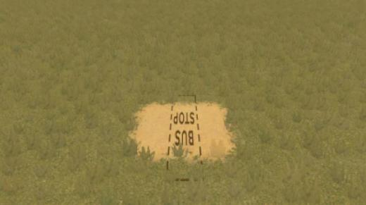Photo of Cities: Skylines – Bus Stop Decal