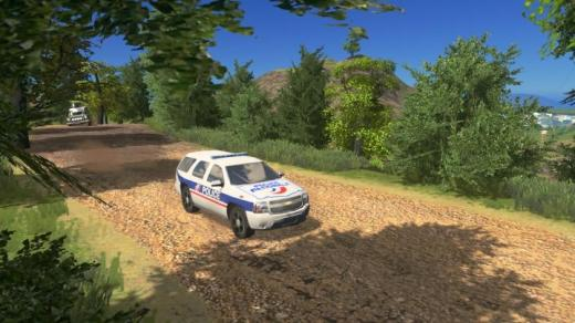 """Photo of Cities: Skylines – Chevrolet Tahoe """"Police Nationale"""" (France)"""