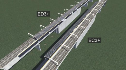 Photo of Cities: Skylines – [EC3+][ED3+] JP1L Elevated + Pass Track Station Module (Beta Ver)