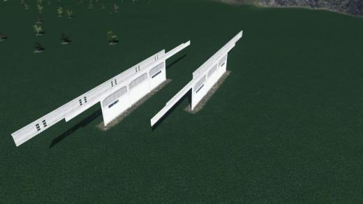 Photo of Cities: Skylines – [EXW1][EXW2] Extension Wall Module