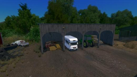Photo of Cities: Skylines – Farm Shed 01