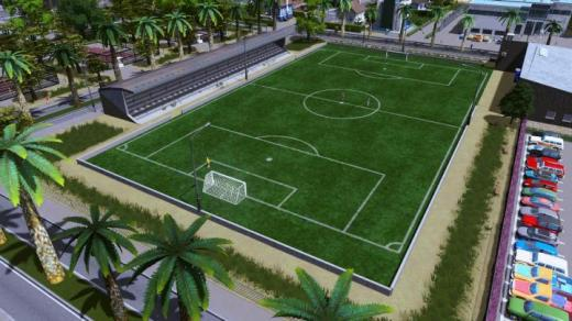 Photo of Cities: Skylines – Football club