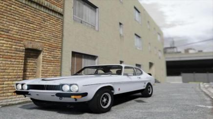 Photo of Gta 5 – 1973 Ford Capri Rs Add-On 1.0