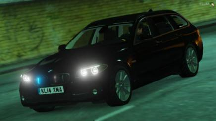 Photo of Gta 5 – Bmw 530D F11 Unmarked | Els Final