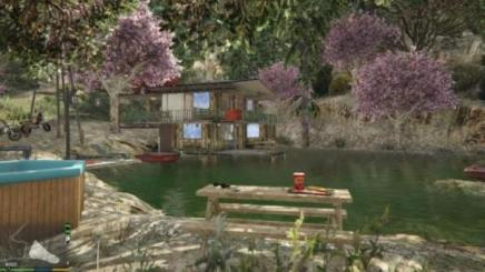 Photo of Gta 5 – Cabin In The Mountains 1.0