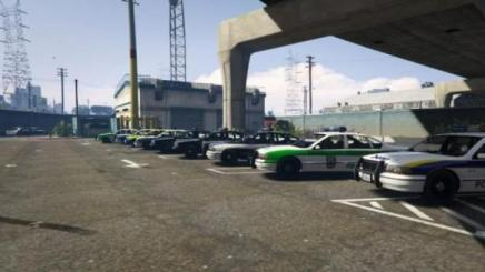 Photo of Gta 5 – Declasse Premier Classic Police Pack (Rainbow Six Siege) Addon 1.0