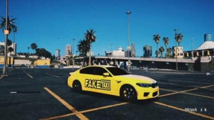 gta-5-fake-taxi-livery-for-bmw-m5-1-0-0-520×245