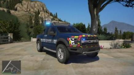 Photo of Gta 5 – Ford F150 Raptor French Gendarmerie Noels- Els