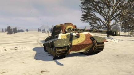 Photo of Gta 5 – Kingtiger Ww2 Skin 1.0