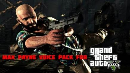 Photo of Gta 5 – Max Payne Voice Pack 1.0