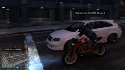 Photo of Gta 5 – Near Misses V1.0