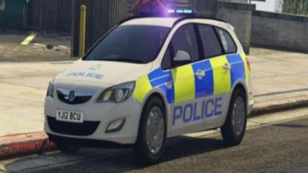 Photo of Gta 5 – North Yorkshire Police – Irv Livery Pack For The Vauxhall Astra