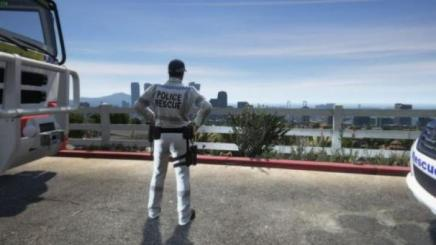 Photo of Gta 5 – Nsw Police Rescue Uniform (Eup) 1.0