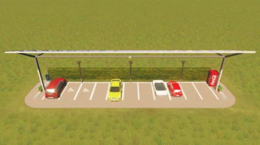 Photo of Cities: Skylines – Keralis Parking A