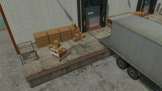 Photo of Cities: Skylines – Pallet Boxes Pack 01