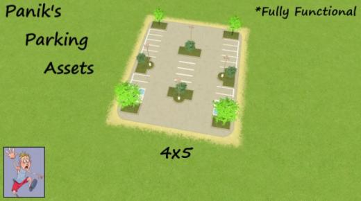 Photo of Cities: Skylines – Parking Lot 24