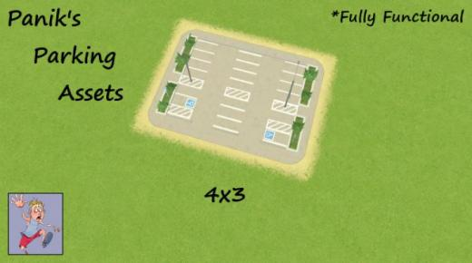 Photo of Cities: Skylines – Parking Lot 31