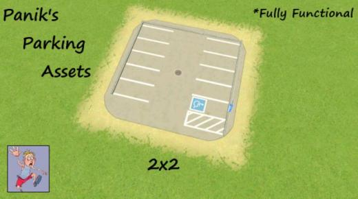 Photo of Cities: Skylines – Parking Lot 33