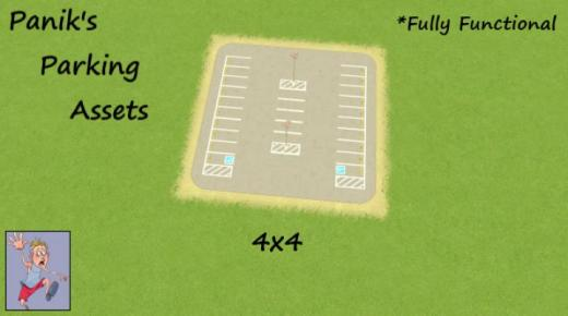 Photo of Cities: Skylines – Parking Lot 66