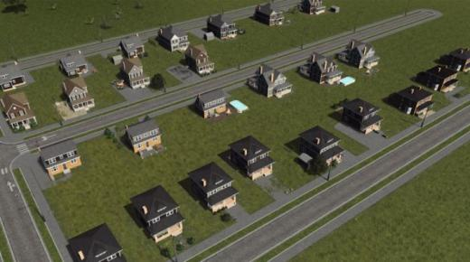 Photo of Cities: Skylines – PNW Lots – Americana Pack