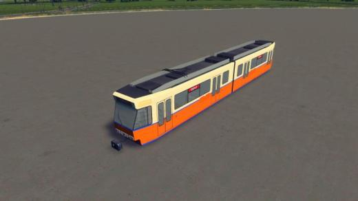 Photo of Cities: Skylines – Prop: BN LRV SNCV