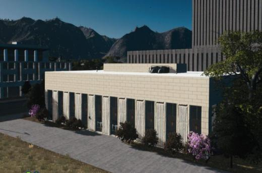 Photo of Cities: Skylines – Relief Society Building