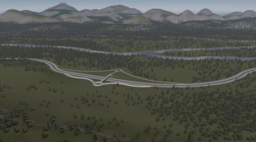 Photo of Cities: Skylines – River Valley by Ezilii