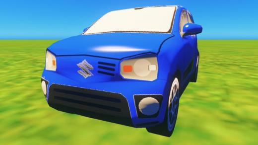 Photo of Cities: Skylines – Suzuki Alto Works (HA-36)