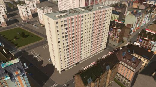 Photo of Cities: Skylines – Tour Berry (Neuilly-Sur-Marne, France) RICO