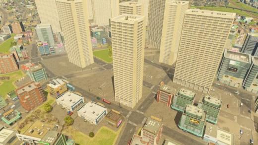 Photo of Cities: Skylines – Tour Cortina (Paris, France) RICO