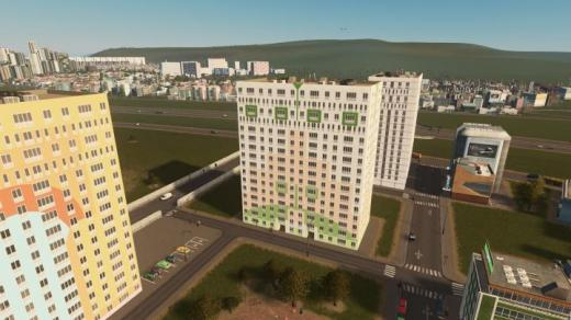 Photo of Cities: Skylines – Tour Verlaine (Stains, France) RICO