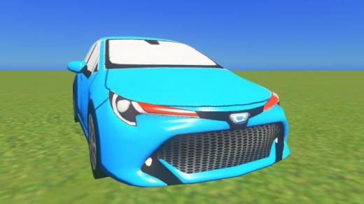 Photo of Cities: Skylines – Toyota Corolla Sport